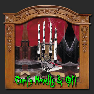 SPIDER-WEB-HALLOWEEN-CANDELABRA-Haunted-House-Prop