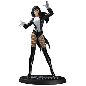 Zatanna Zatara DC Universe Online Statue - Sculpture Figure NEW DC Direct