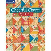Cheerful Charm Quilts - Book