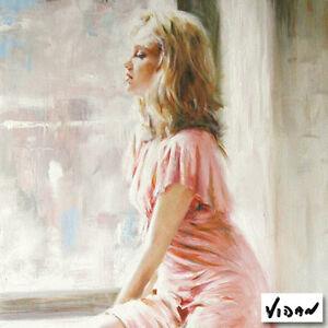 'Vidan Untitled #20' Limited Edition Giclee on Art Paper Vidan