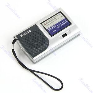 Portable-AM-FM-Pocket-Radio-2-Bands-Receiver-DC-3V-Mini
