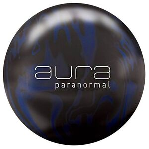 BRUNSWICK AURA PARANORMAL  BOWLING  ball  16 lb. $259  NEW IN BOX BALL