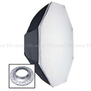 EssentialPhoto 95cm Bowens Fit  Studio Octagonal/Octagon Softbox Metal Speedring