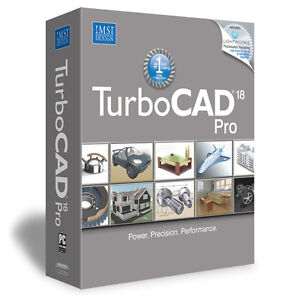 Turbocad pro 18 professional 2d amp 3d cad software turbo cad design amp drafting ebay 3d drawing software