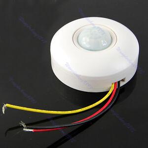 Motion Sensor Porch Ceiling Light