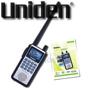UNIDEN-UBCD396XT-DIGITAL-SCANNER-NEW-CFA-FIRE-POLICE-AMBULANCE-RADIO-HANDHELD