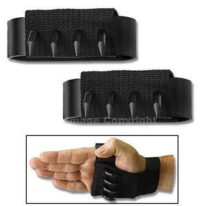 New-Ninja-Shuko-Tree-Climbing-Heavy-Duty-Hand-Claw-Spikes-Set-of-2-pcs-Claws