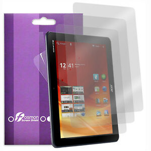 3x-Fosmon-Crystal-Clear-Screen-Protector-Shield-for-Acer-Iconia-Tab-A200-10-1