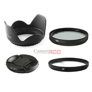 58mm-Flower-Hood-Lens-Cap-UV-CPL-Filter-For-500D-550D-1000D