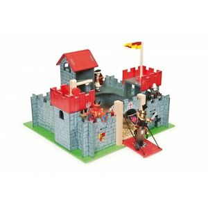 New-Le-Toy-Van-Papo-Camelot-Castle-Wooden