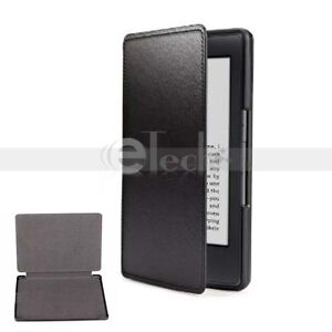 New-Leather-Case-Cover-Folio-for-Official-Amazon-Kindle-4-4th-Generation-Black