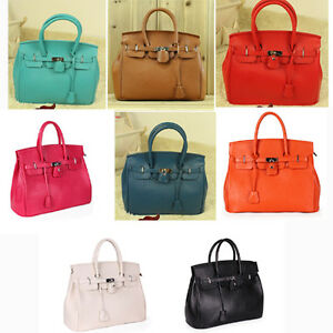 Hot-Celebrity-Girl-Faux-Leather-Handbag-Tote-Shoulder-Bags-Casual-Purse-S868