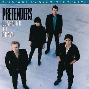 PRETENDERS-Learning-To-Crawl-US-numbered-180g-vinyl-LP-SEALED-NEW-MoFi