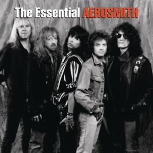 AEROSMITH-The-Essential-2CD-BRAND-NEW-Best-Of