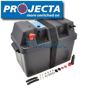 PROJECTA-BATTERY-BOX-BPE330-12V-100AH-130AH-AGM-DEEP-CYCLE-DUAL-SYSTEM-BONUS