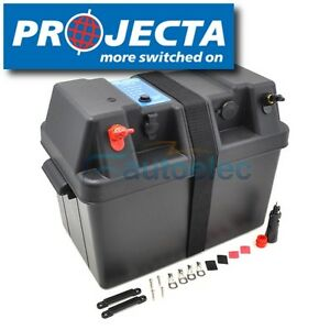 PROJECTA BATTERY BOX  BPE330 12V 100AH 130AH AGM DEEP CYCLE DUAL SYSTEM + BONUS
