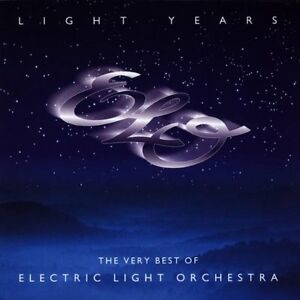 ELECTRIC LIGHT ORCHESTRA ELO ( NEW 2 CD ) LIGHT YEARS VERY BEST OF GREATEST HITS
