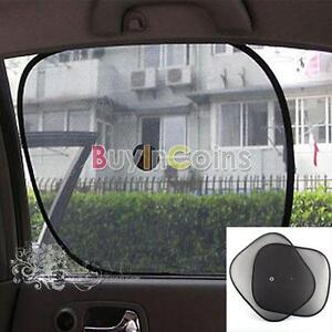 2-X-Strong-Suction-Foldable-Side-Window-Screen-Mesh-Sun-Shades-for-Car