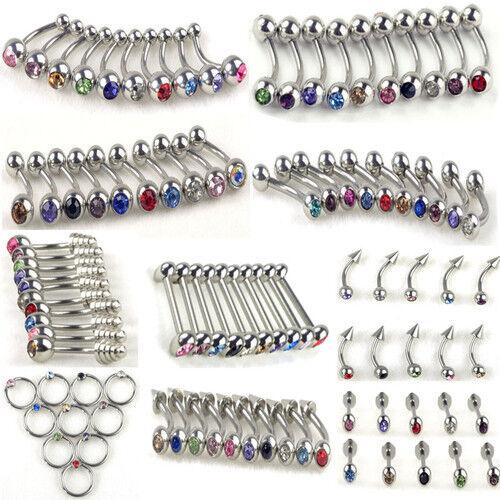Wholesale-mix-lots-100pcs-body-jewellery-belly-tongue-lip-rhinestone-piercing