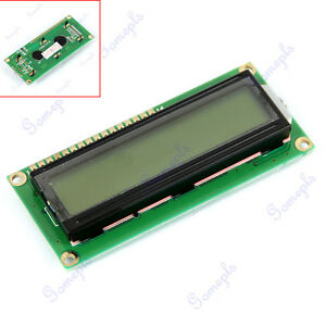 Yellow-Green-Backlight-Character-LCD-Module-Display-1602-16x2-HD44780-Controller