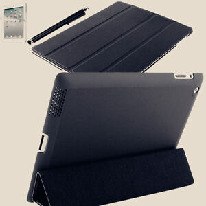 For Apple New iPad 4,4th Generation,iPad 3,iPad 2 Case Cover Smart Cover  4 fold
