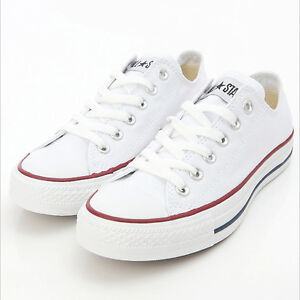 CONVERSE-ALL-STAR-OX-LOW-OPTICAL-WHITE-Unisex-Casual-Shoes-M7652