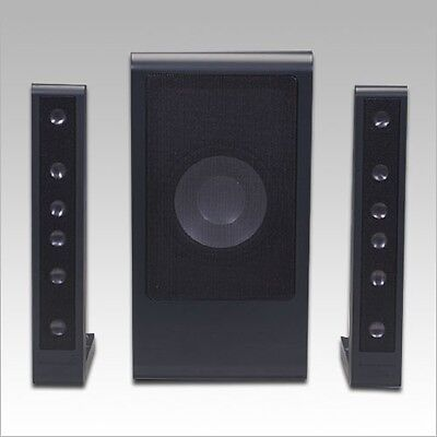 Buy Altec Lansing Speakers - Altec Lansing Pt6021 Home Theather Slim Flat Panel Speaker System Great Gift