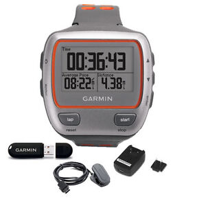 $159.99 - New Garmin Forerunner 310XT GPS Speed Distance Pace Running Watch 010-00741-00