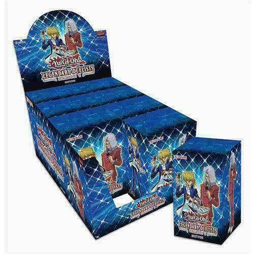 Yugioh Legendary Duelists Season 1 Booster Display Box 1st Edition IN STOCK