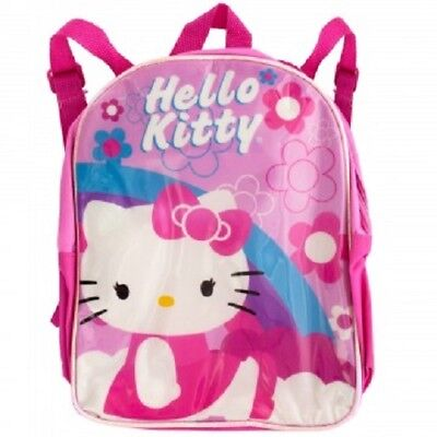 NEW Hello Kitty Mini Backpack Kids School Travel Pack