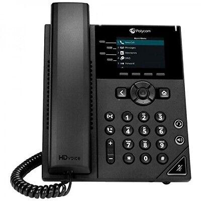 Polycom Plantronics VVX 250 VOIP Business Media Phone 2200-48820-025