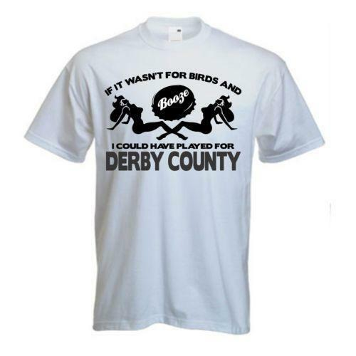 c871a9817cb Derby County T Shirt