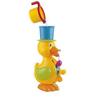 BABY-WALZ Badespielzeug Enten Wassermühle Wasserspielzeug NEU gelb