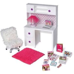 MY Life AS Desk Chair Doll Furniture Fits 18 American Girl OUR Generati