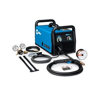 Miller Millermatic 190 Mig Welder With Auto-set 907613