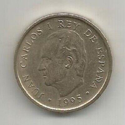 COIN PORTUGAL 100 ESCUDOS 1995 KM # 678 UNCIRCULATED BIMETALLIC FAO F.A.O