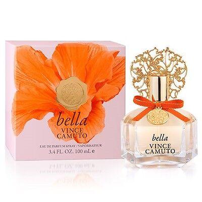 BELLA VINCE CAMUTO 3.4 oz / 100 ml EAU DE PARFUM SPRAY WOMEN NEW IN BOX SEALED