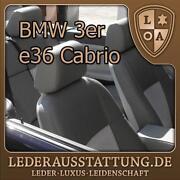 BMW E36 Cabrio Lederausstattung