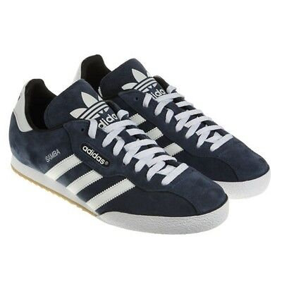 נעלי ספורט לגברים adidas Originals Samba Super Suede Trainers