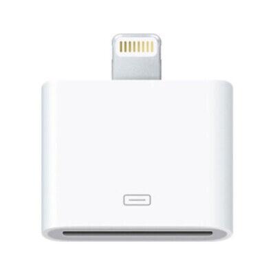 Apple Adaptador lightning 30 pin iPhone/iPad (Sin abrir)