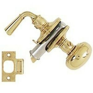 New Stanley 110584 Solid Brass Screen Storm Door Lever