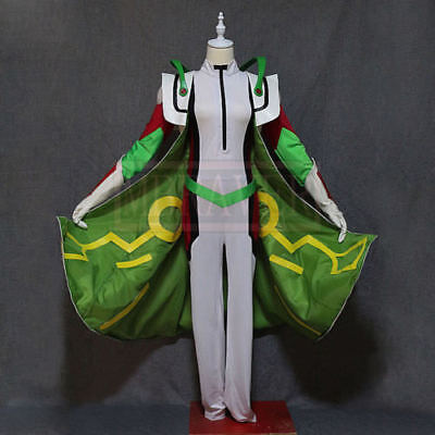 Yu-Gi-Oh! Vrains Revolver Cos Cosplay Costume Halloween Custom Made Any Size