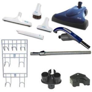 MVAC Kit, Turbo, Tools & Wand For Retraflex / Retractable