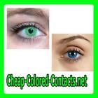Colored Eye Contacts