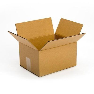 20x10x10 25 Shipping Packing Mailing Moving Boxes Corrugated Cartons