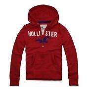 Red Hollister Hoodie