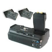 Canon 400D Battery Grip