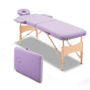 BRAND NEW @ WWW.BETEL.CA || Ultra Portable Beechwood Mobile Massage Table || FREE SHIPPING!!!