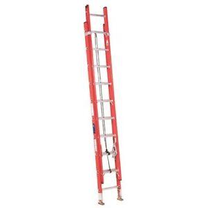 Louisville Ladder FE3232 32-Foot Fiberglass Extension Ladder
