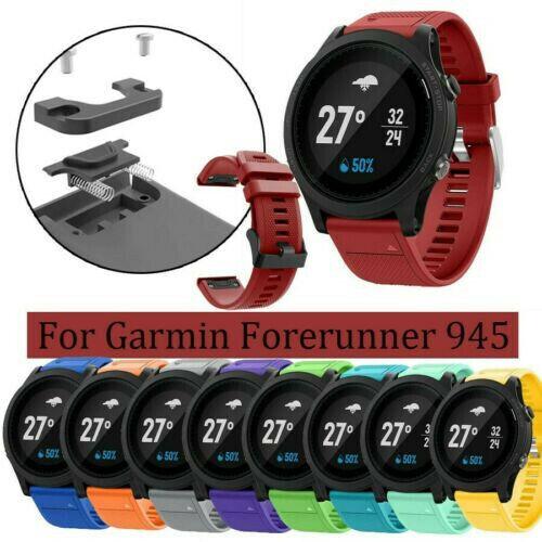 Silicone Sport Wristband Quickfit Watch Band Strap For Garmi